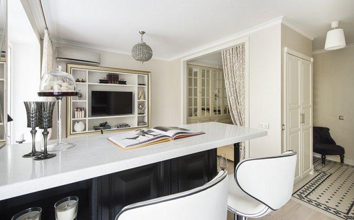 Дизайн интерьера квартир-студий от 21 до 30 кв м