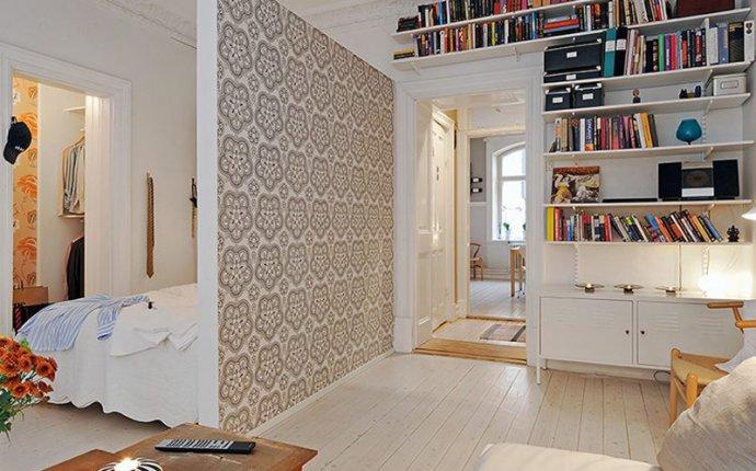 Фотография небольшой квартиры