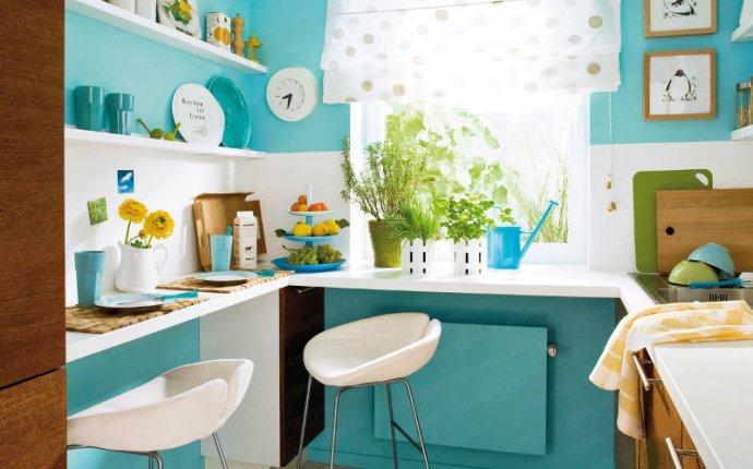Дизайн кухни в малогабаритной квартире | Дизайн Кухни