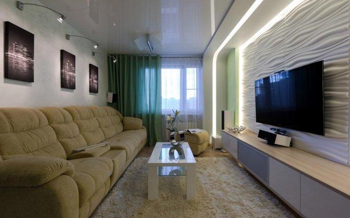 Дизайн квартиры в панельном