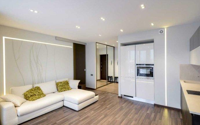 Дизайн современных квартир, больше света