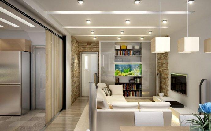 Дизайн студийных квартир фото