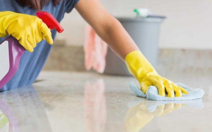 Как убрать квартиру после