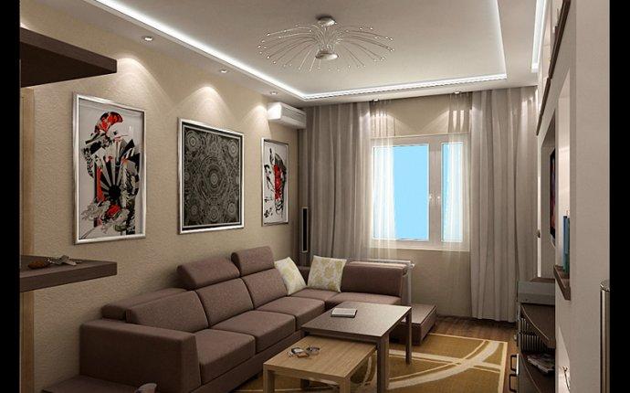 Интерьеры квартир 2 комнатных