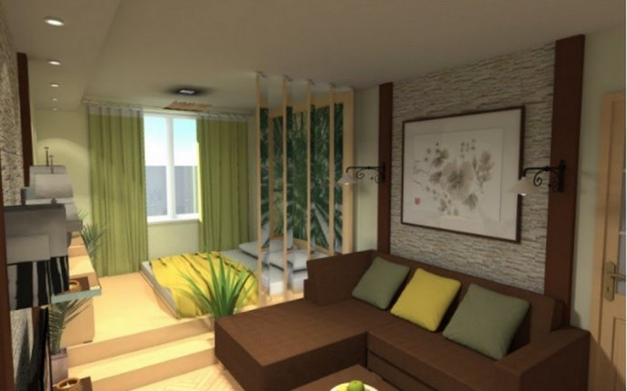 Квартира для молодой семьи с