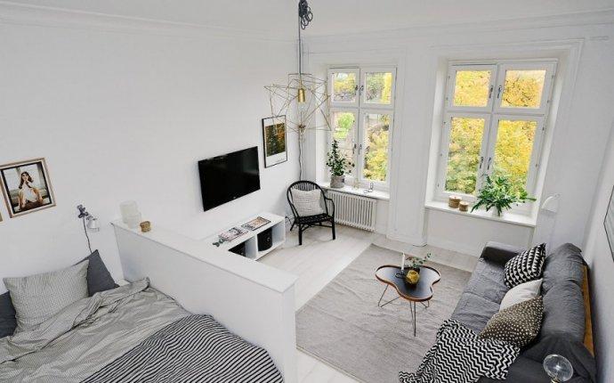 Квартира в Швеции — пример