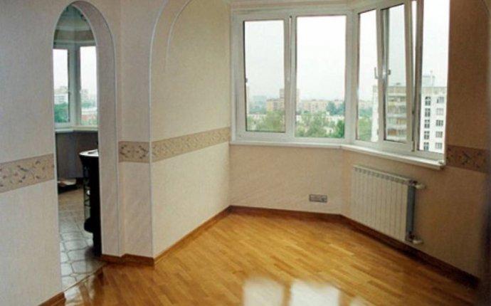 и частичный ремонт квартир