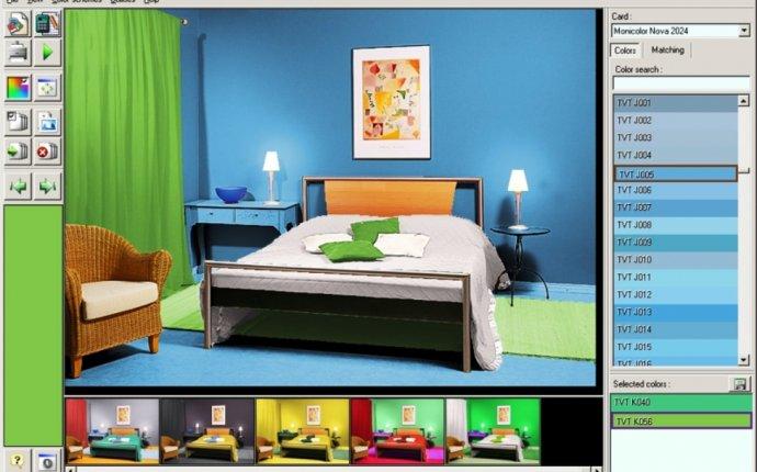 программа Color Style Studio