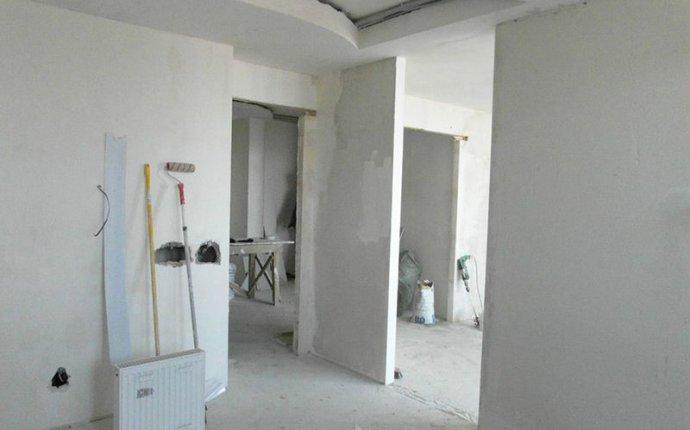 Ремонт квартиры в процессе