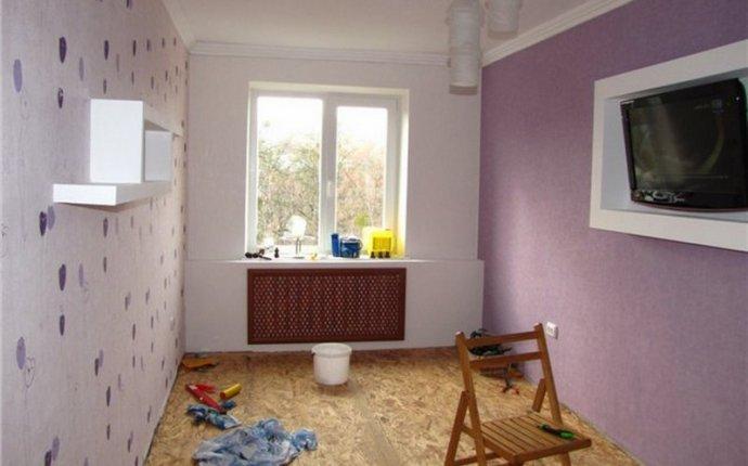 Ремонт в 2х комнатной квартире