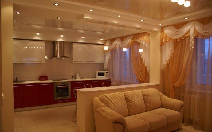 Ремонт в квартире дизайн кухня